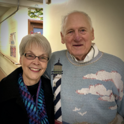 Parish Members sharing their love of St. Paul