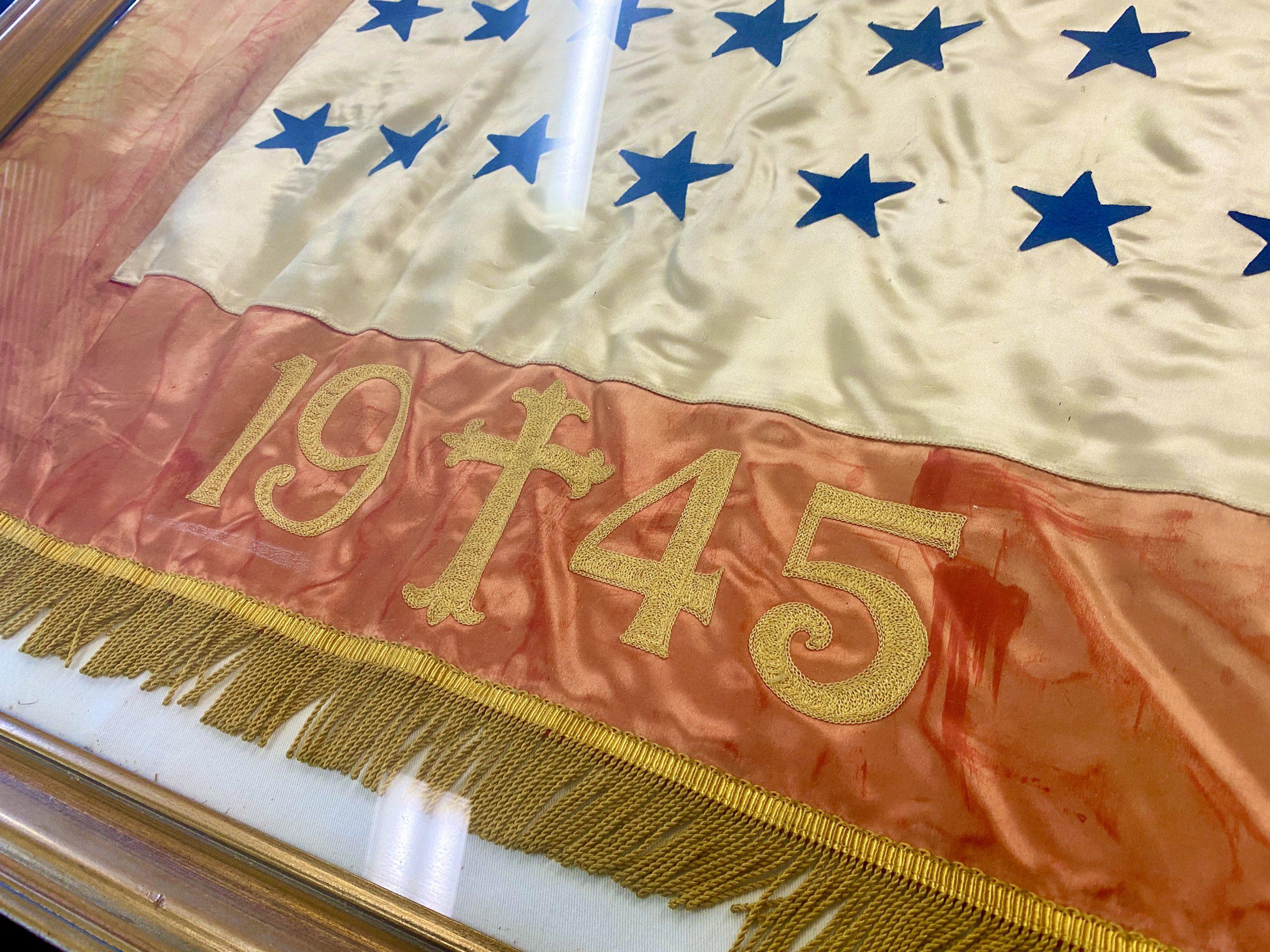 WWII Flag Slider